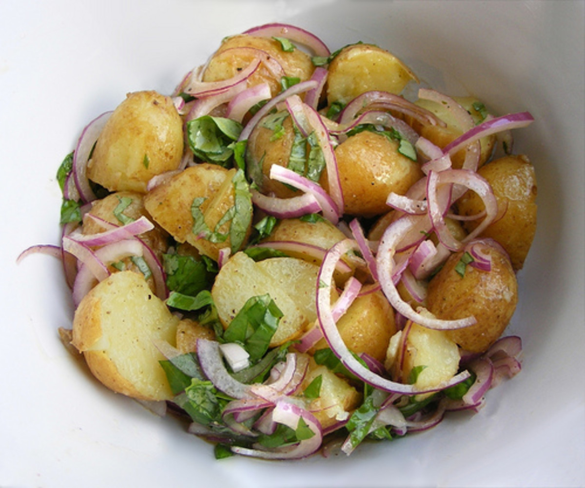 10 Boiled Potato Recipes - 10 Easy Variations for Tasty Meals with Potatoes