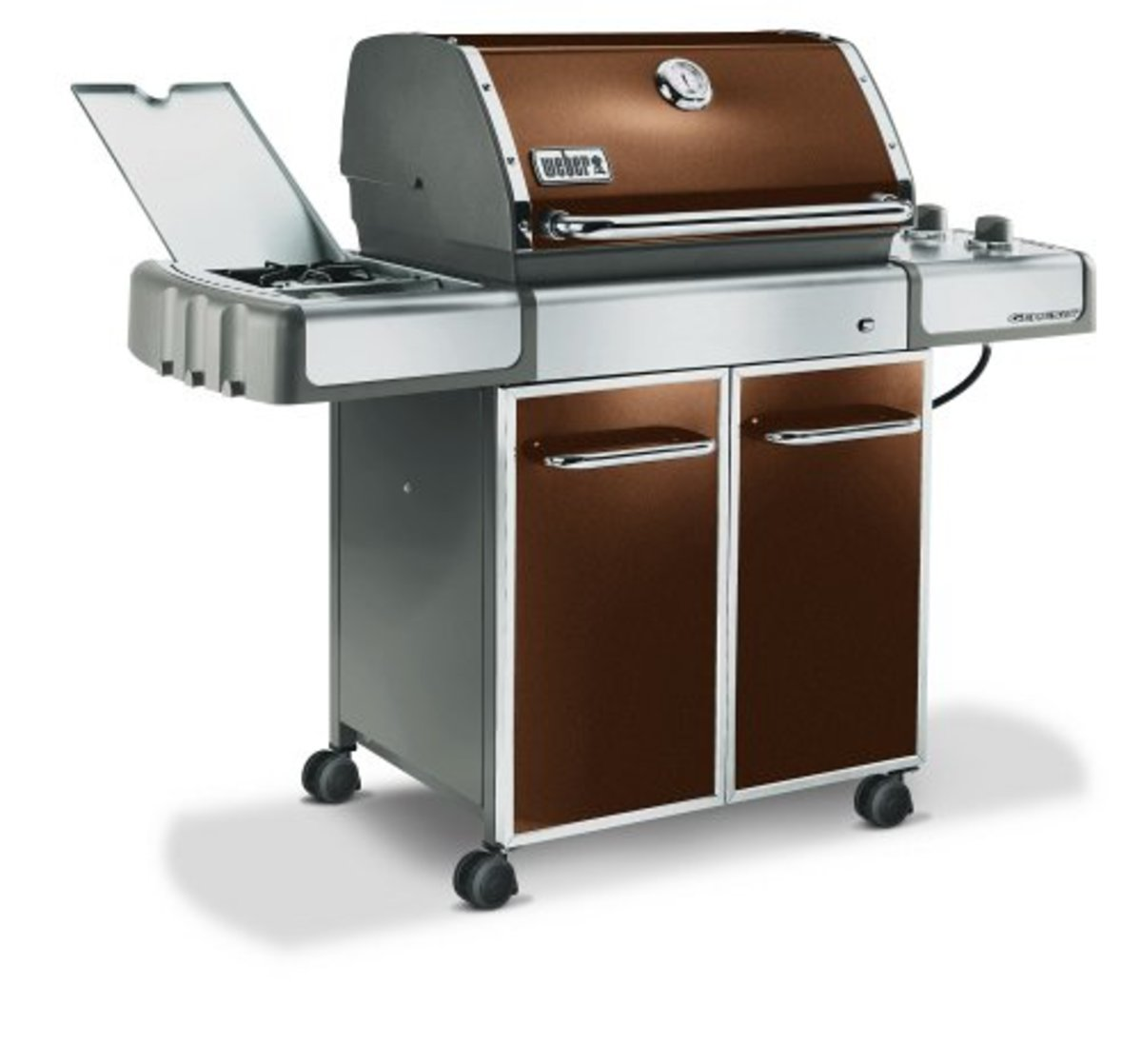 Why Should I Buy A Weber Gas Grill?