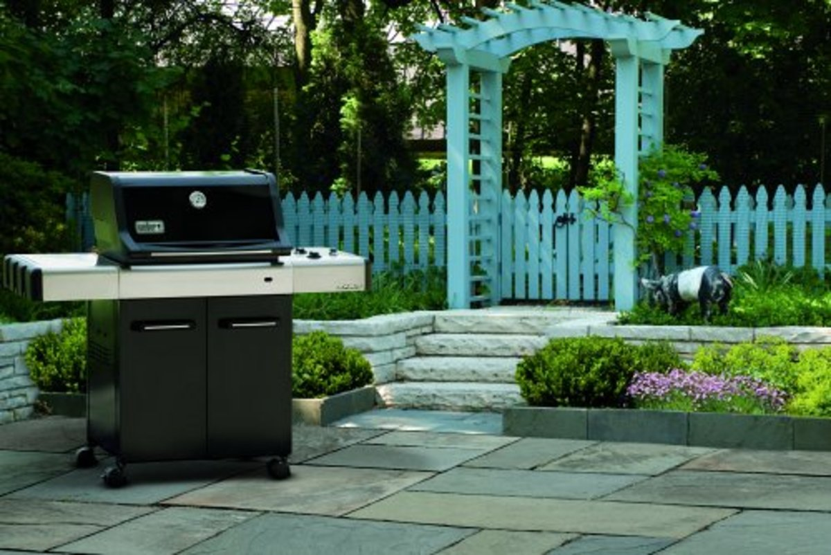 Weber grills provide long term reliability and replacement grill parts are always available.