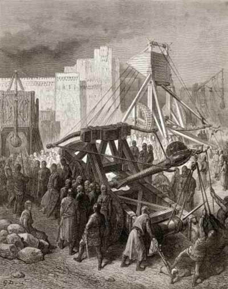 THE CRUSADER ATTACK TO RECAPTURE JERUSALEM