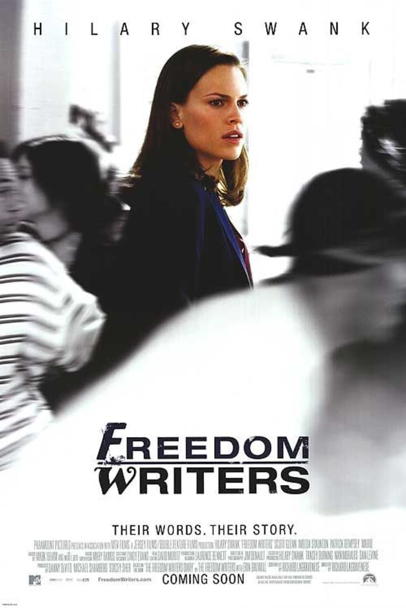 """Freedom Writer's Diary""- A True Story"