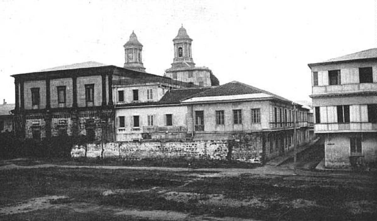 Education in the Philippines: Jose Rizal in Ateneo