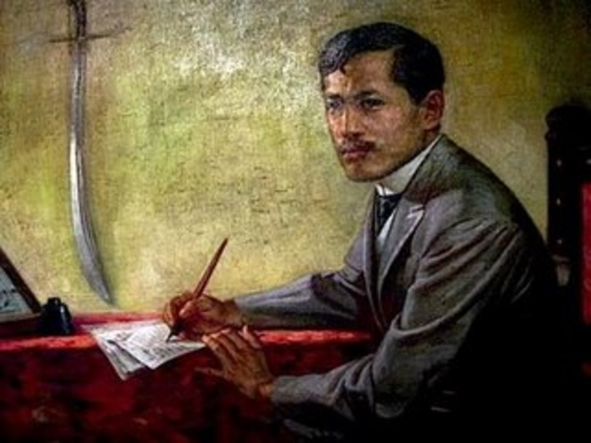 Jose Rizal Grand Betrayal