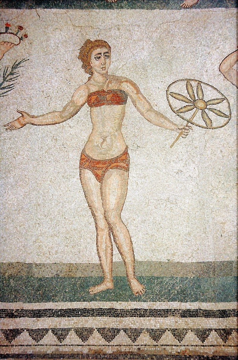 An apodesme bra used in ancient Greece safitrierliana.blogspot.com
