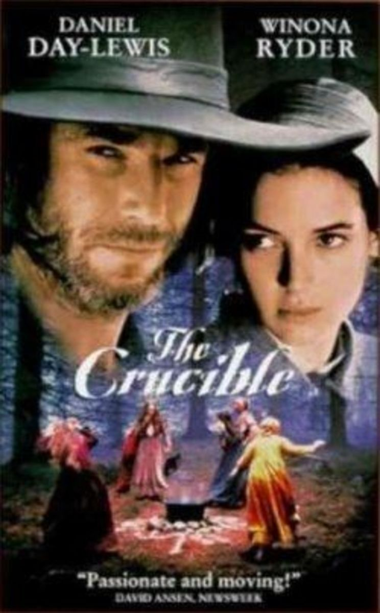 """Study guide for survival and hysteria in """"The Crucible"""" Essay Sample"""