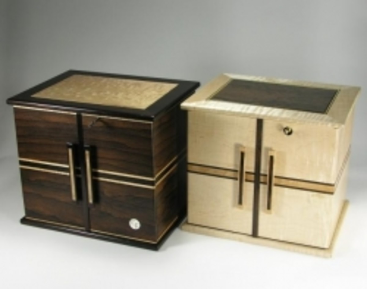 Friedman Knife Chests