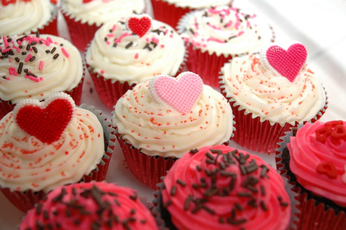 february cupcakes wallpaper - photo #16