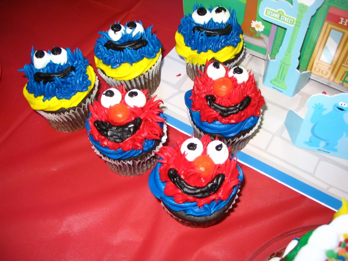 Kids LOVE Cupcakes! Cupcake Decorating Ideas, Cupcake ...