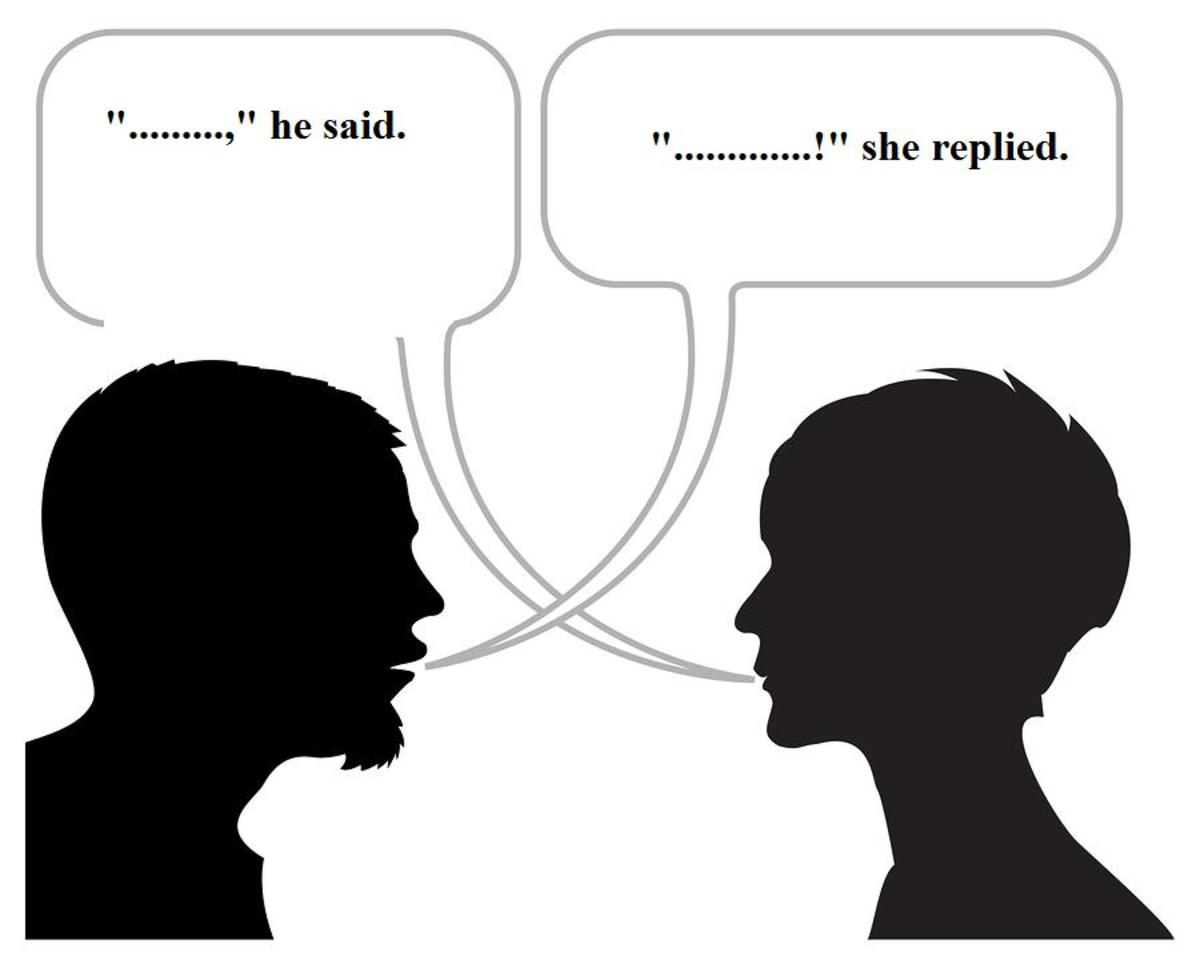 Good Writing Is...#7-- 10 common mistakes new writers make in writing dialogue.