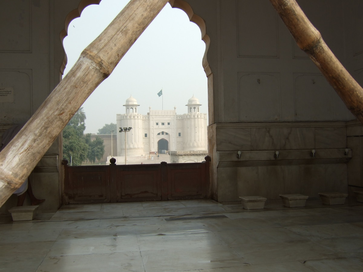 View of the Fort