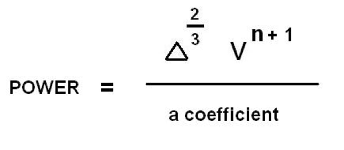 admiralty-coefficient