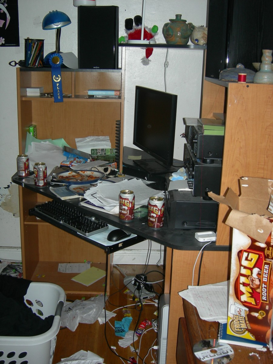 how to clean and tidy a teenager 39 s messy bedroom