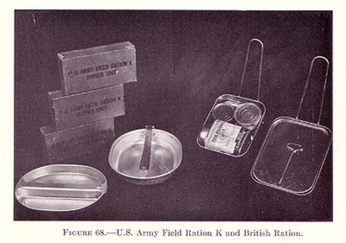 Minnesota Starvation Experiment - Starving for K Rations