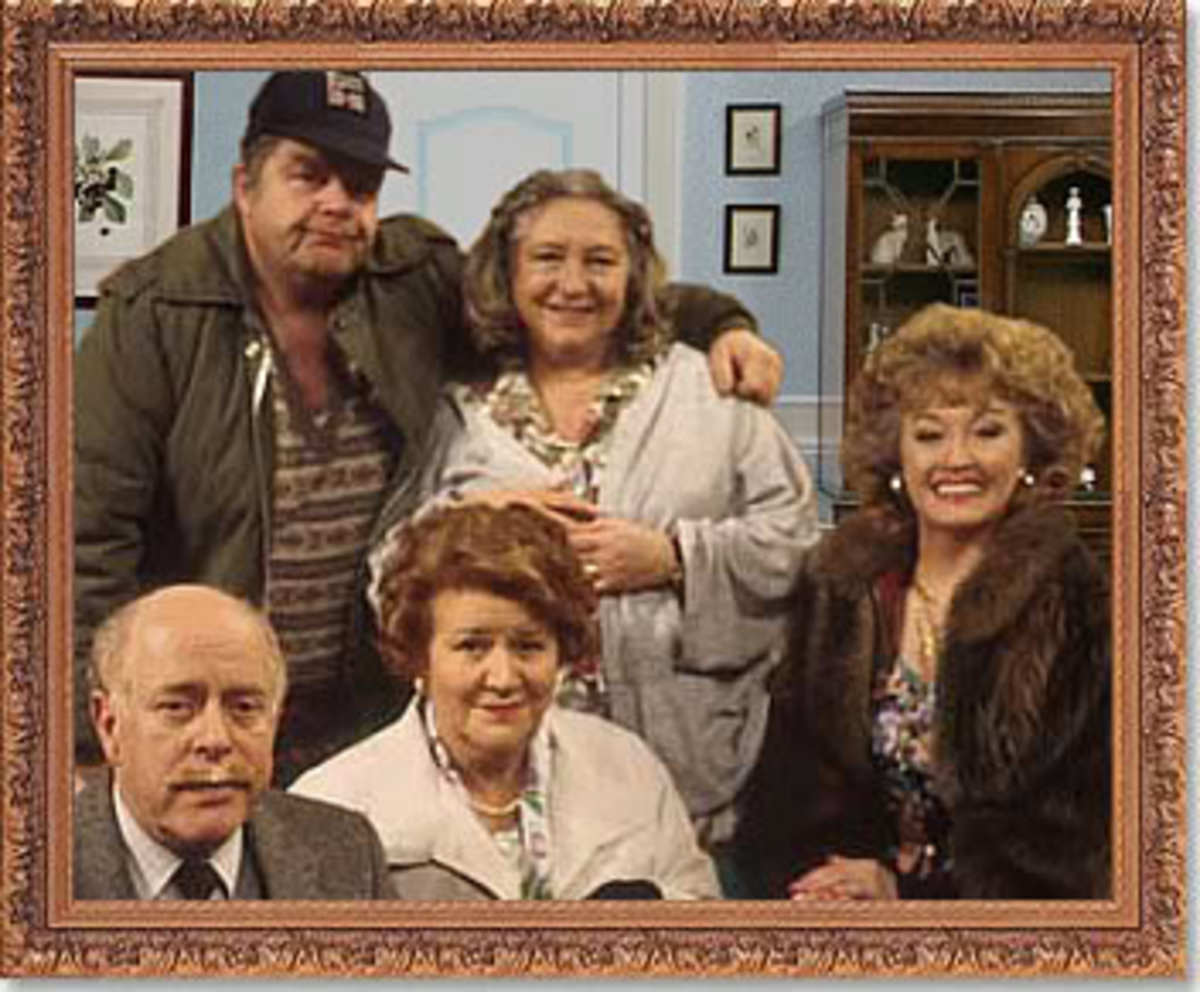 Keeping Up Appearances; English Comedy at its Finest