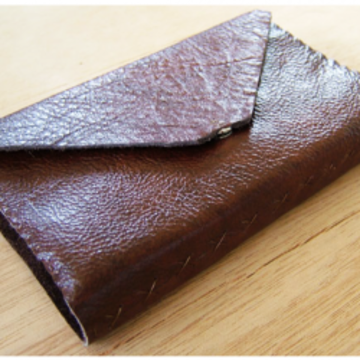 how to make a leather journal book binding tutorial hubpages