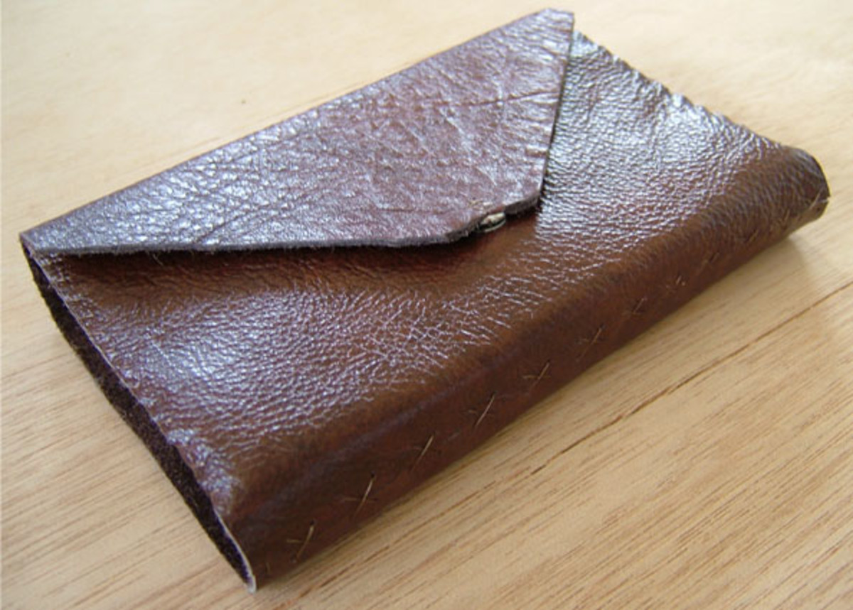 Leather thesis binding