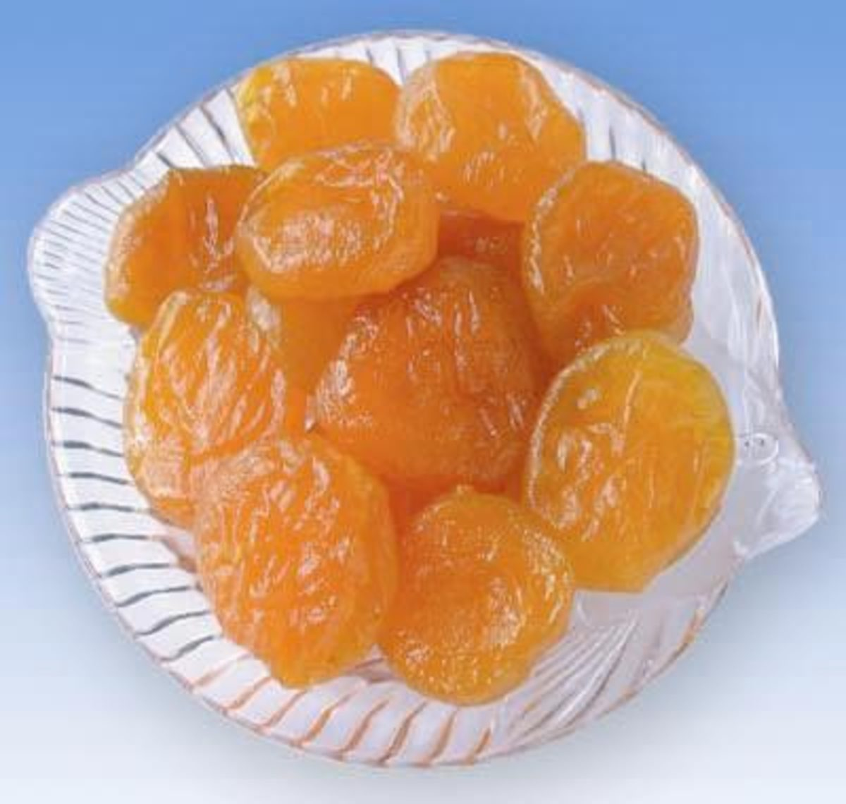 Dried Apricots - main ingredient
