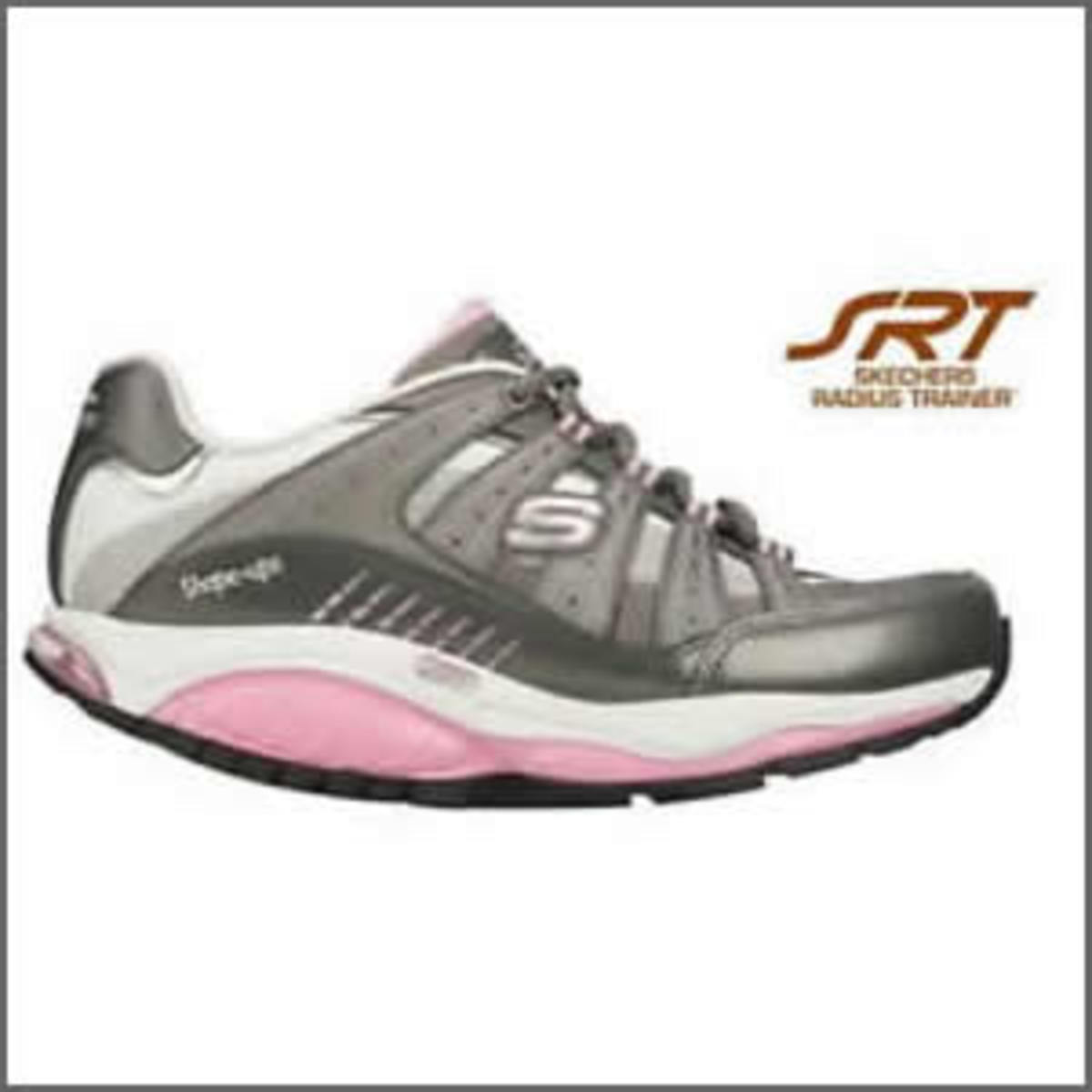 Skechers Shape Ups SRT Radius Trainer
