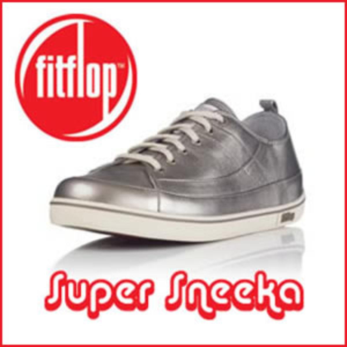 The FitFlop Super Sneeka