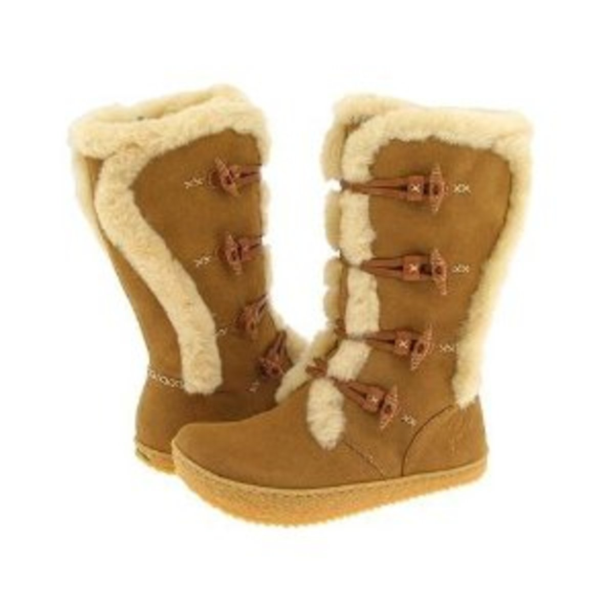 Earth Microfiber Vegan Toning Boots