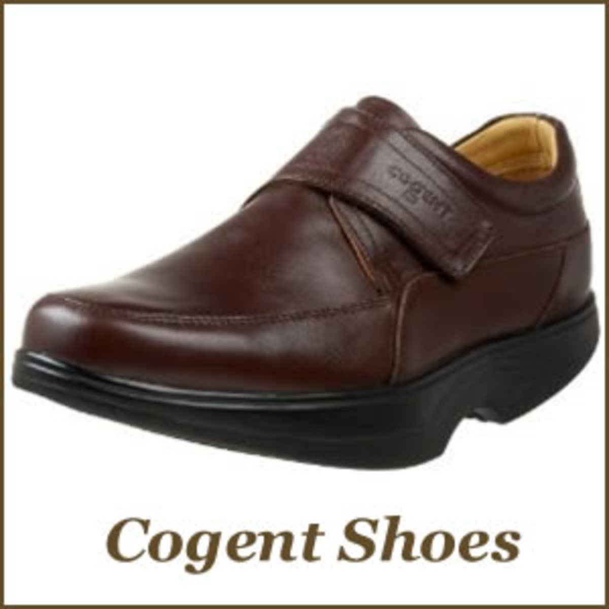 Cogent shoes - Work your muscles at work