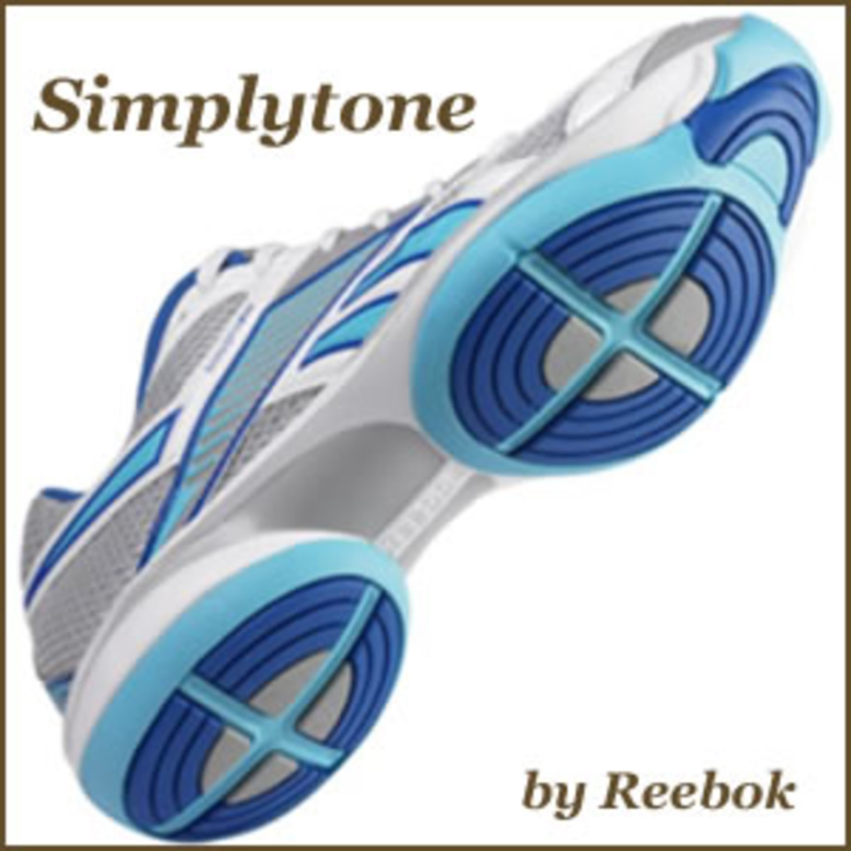 A more robust form of the Easytone, with foam pads, and a split pod design for better traction