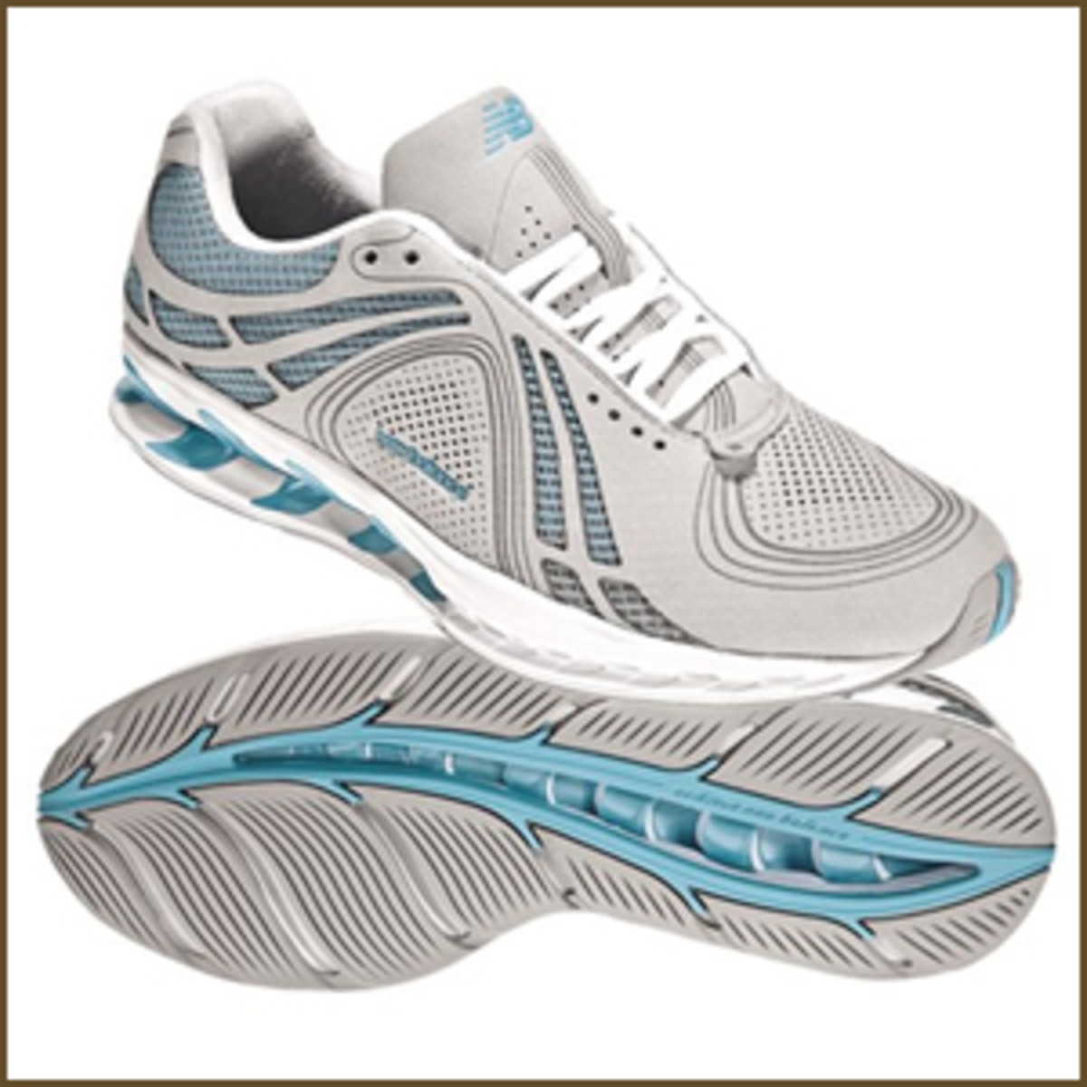 The best looking toning shoes to date. The NB True Balance 850 & 1100