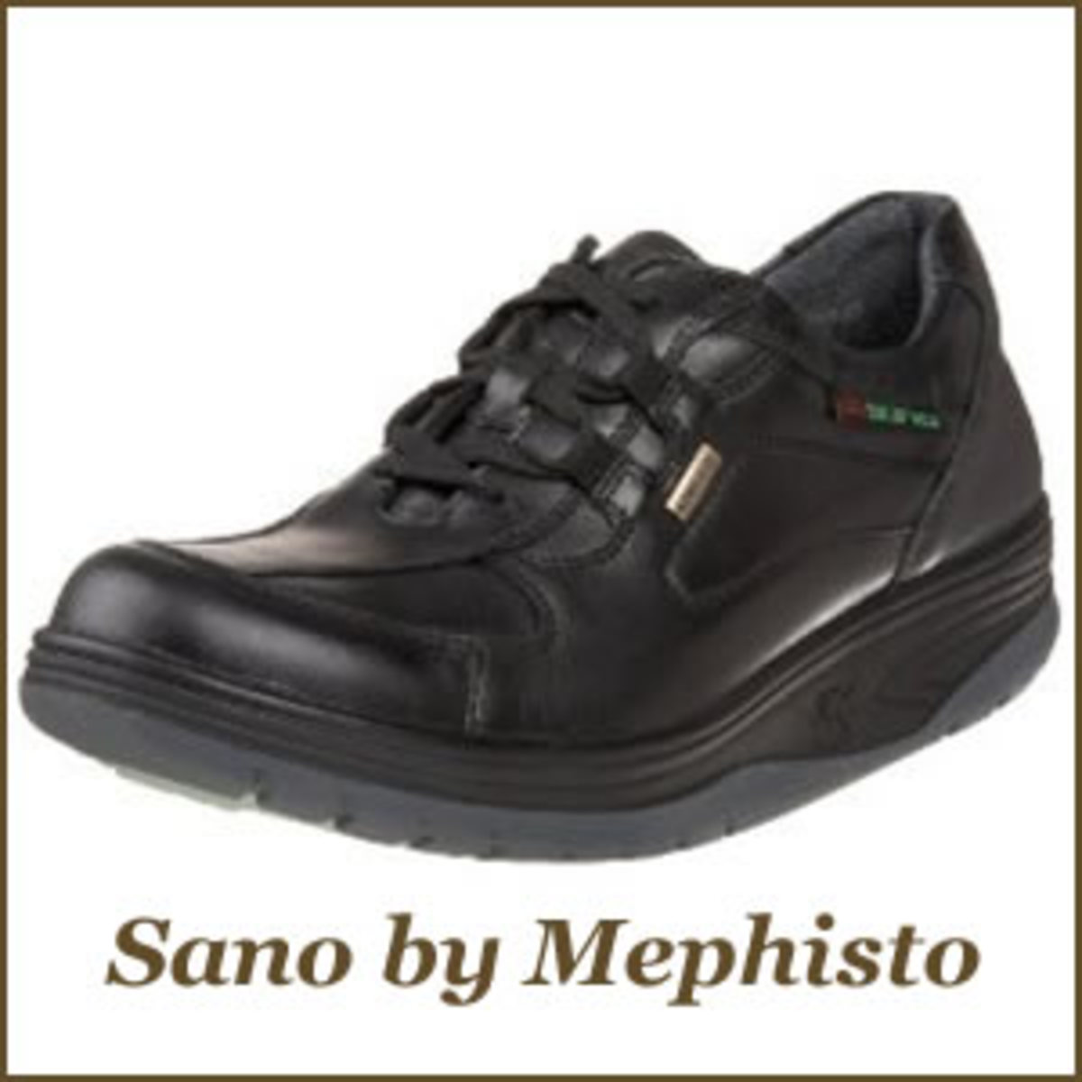 Sano Mephisto waterproof walking shoes