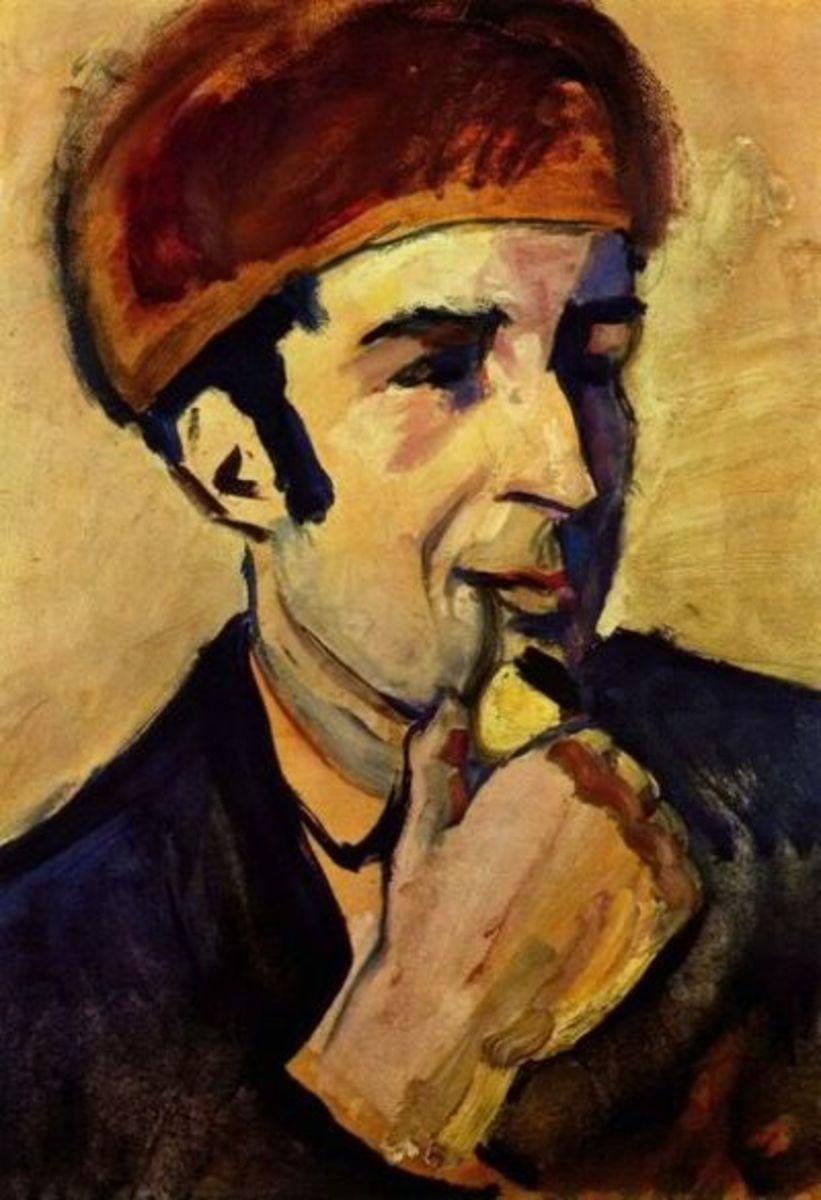 Portrait: Franz Marc