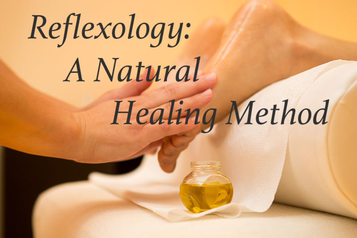 Reflexology: A Gentle Natural Healing Method