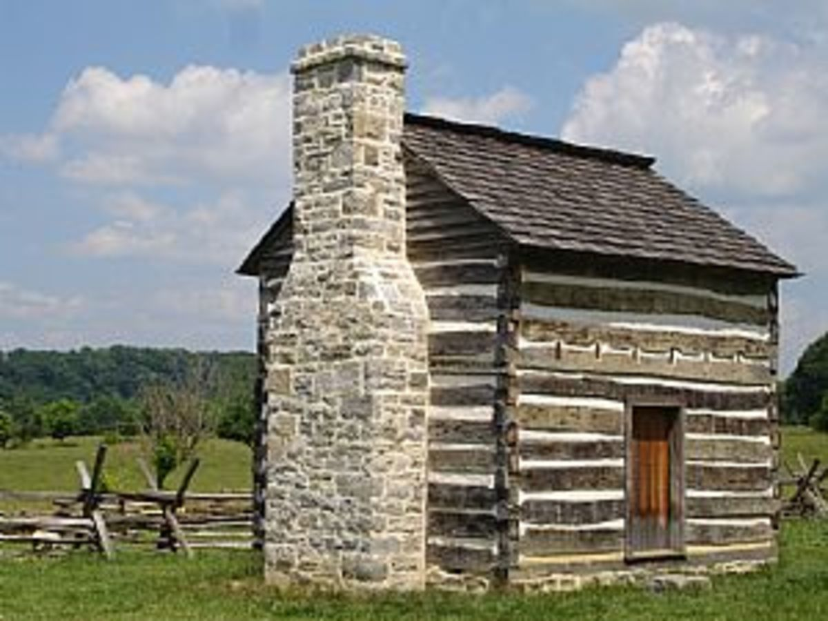 Mary lived out her life at the Ingles cabin in Radford, Virginia.