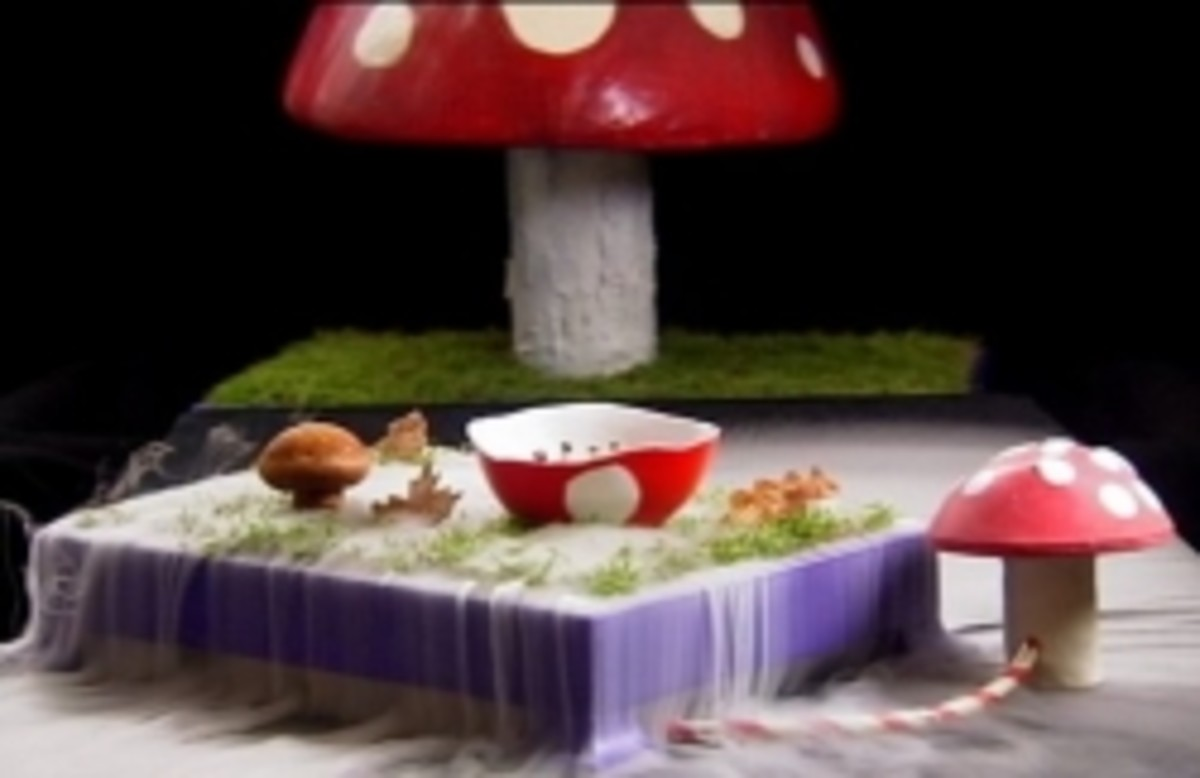 Psychedelic Mushrooms and Other Fabulous Feasts by Heston Blumenthal