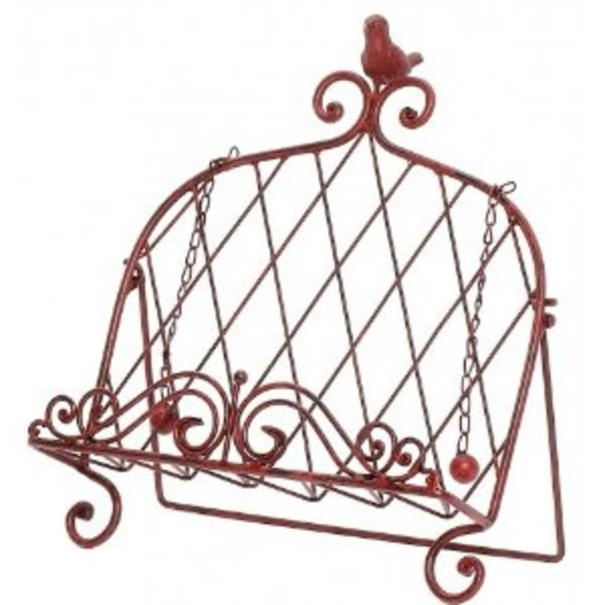 Red Rooster Kitchen Decor @ Amazon