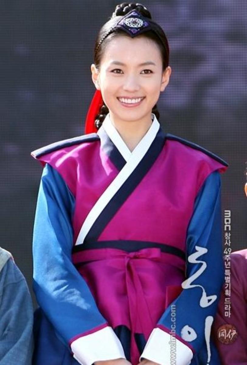 Dong Yi imbc.com