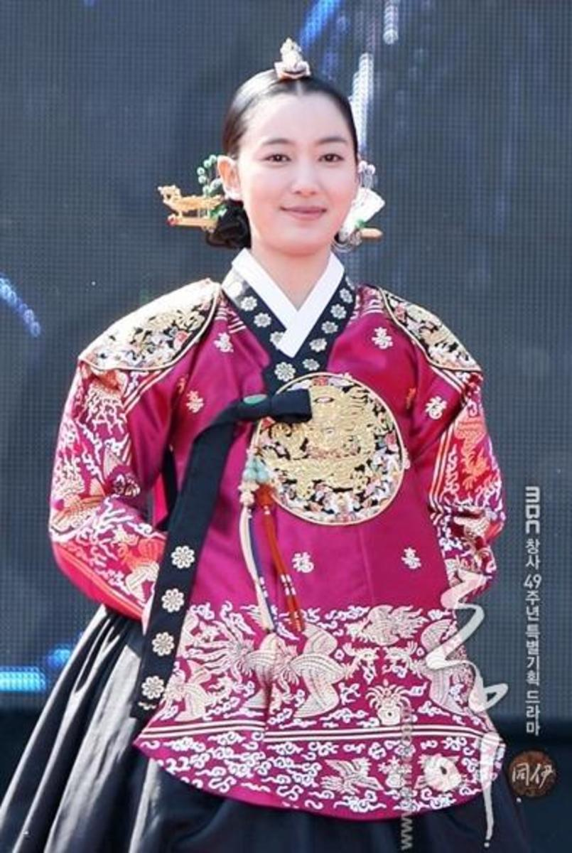 Jang Ok Jung or Queen Jang Hee Been imbc.com