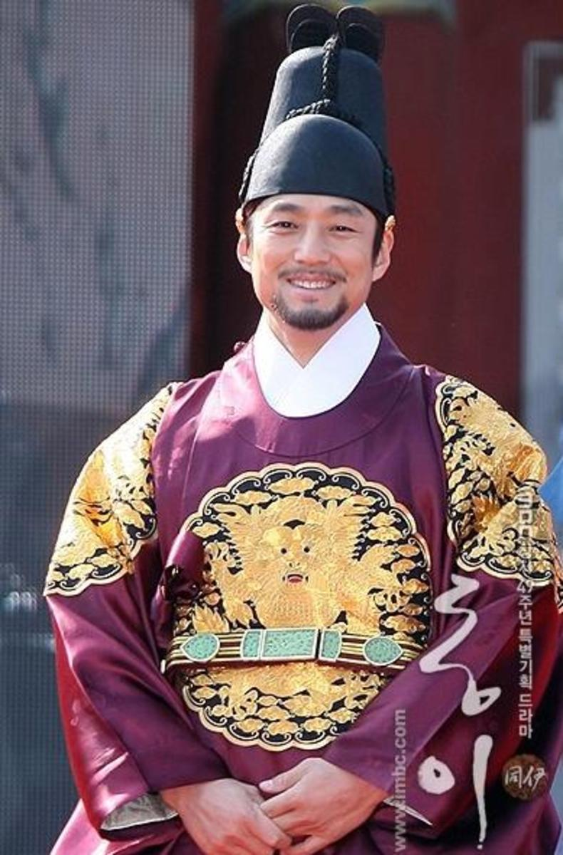 King Sukjong of Joseon imbc.com