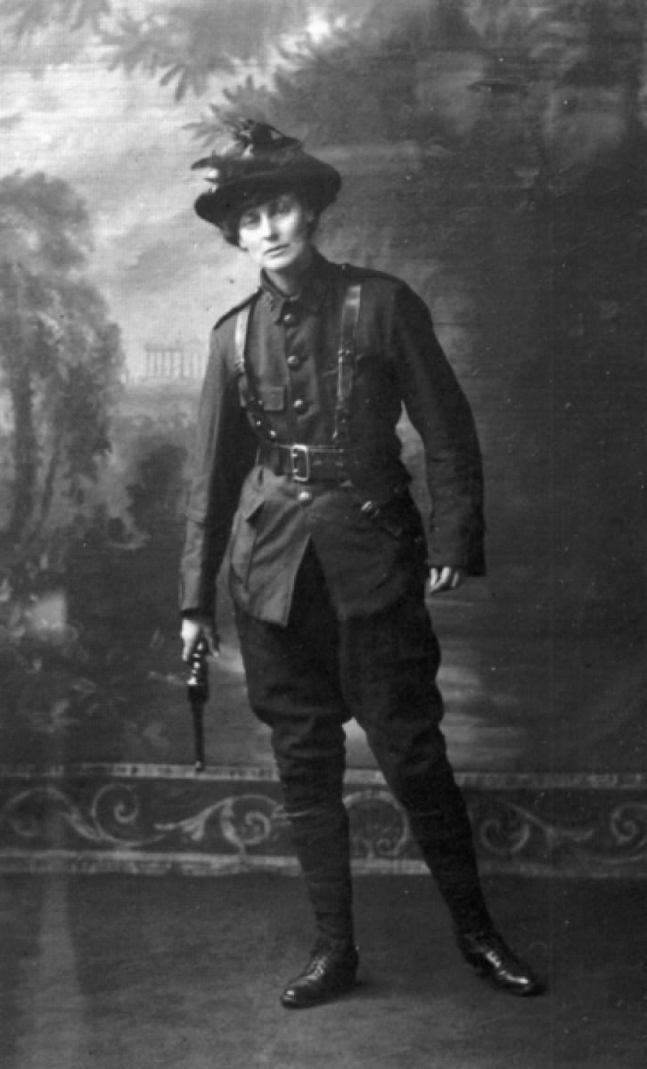 Lieutenant Markievicz