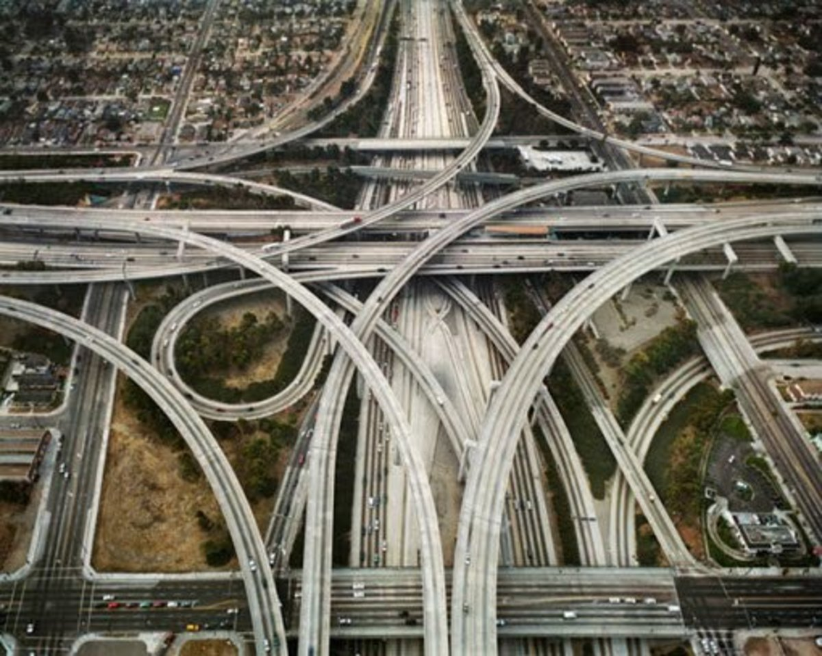 The Judge Harry Pregerson Interchange, LA