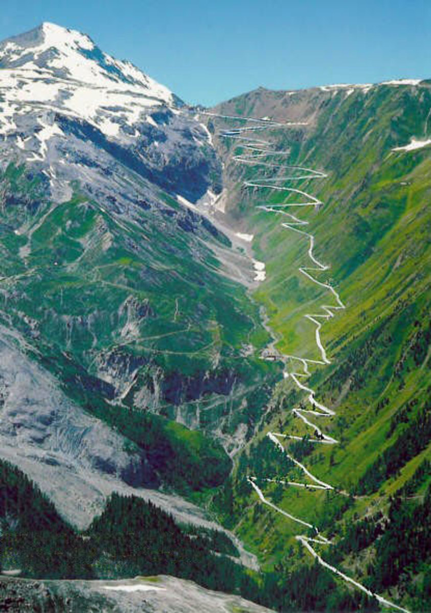 Stelvio Pass Italy