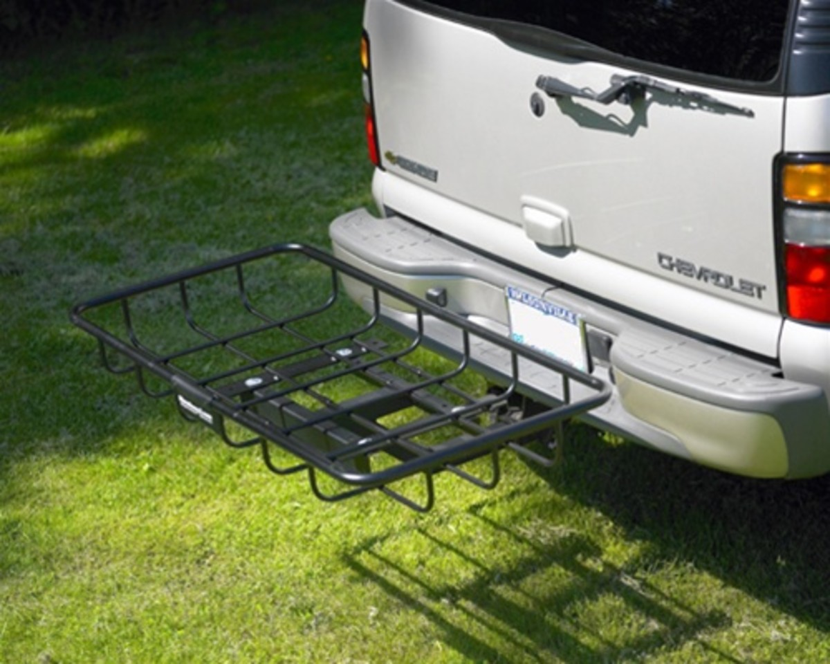 *StowAway2 Rainier*    Our swingaway bike-gear rack combines a bike rack and a cargo rack on our swingaway frame - for about what you would pay for a swingaway bike rack alone. Use as a bike-gear rack, bike rack or cargo rack as your needs arise.