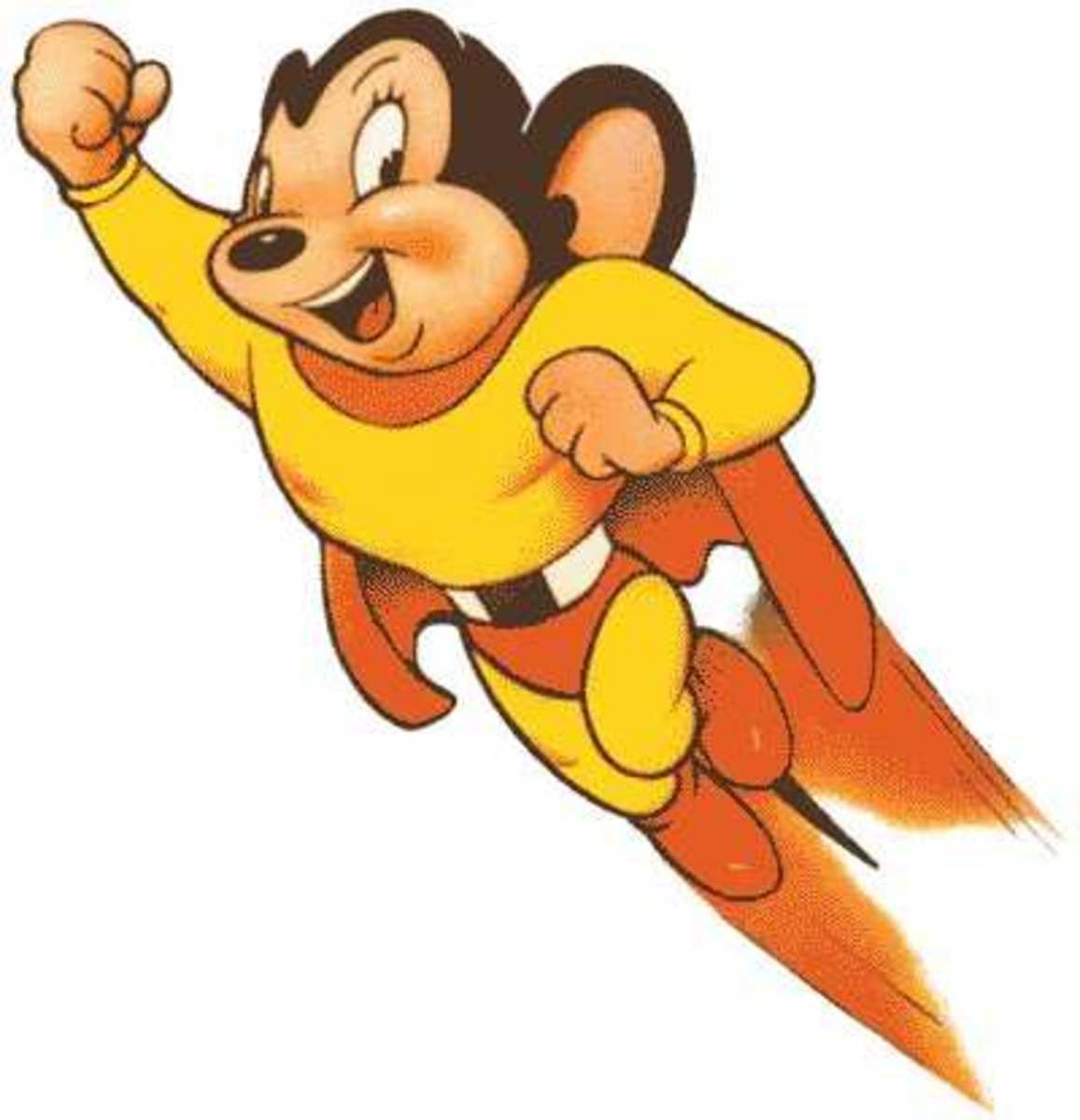 Mighty Mouse: Here I Come To Save The Day!