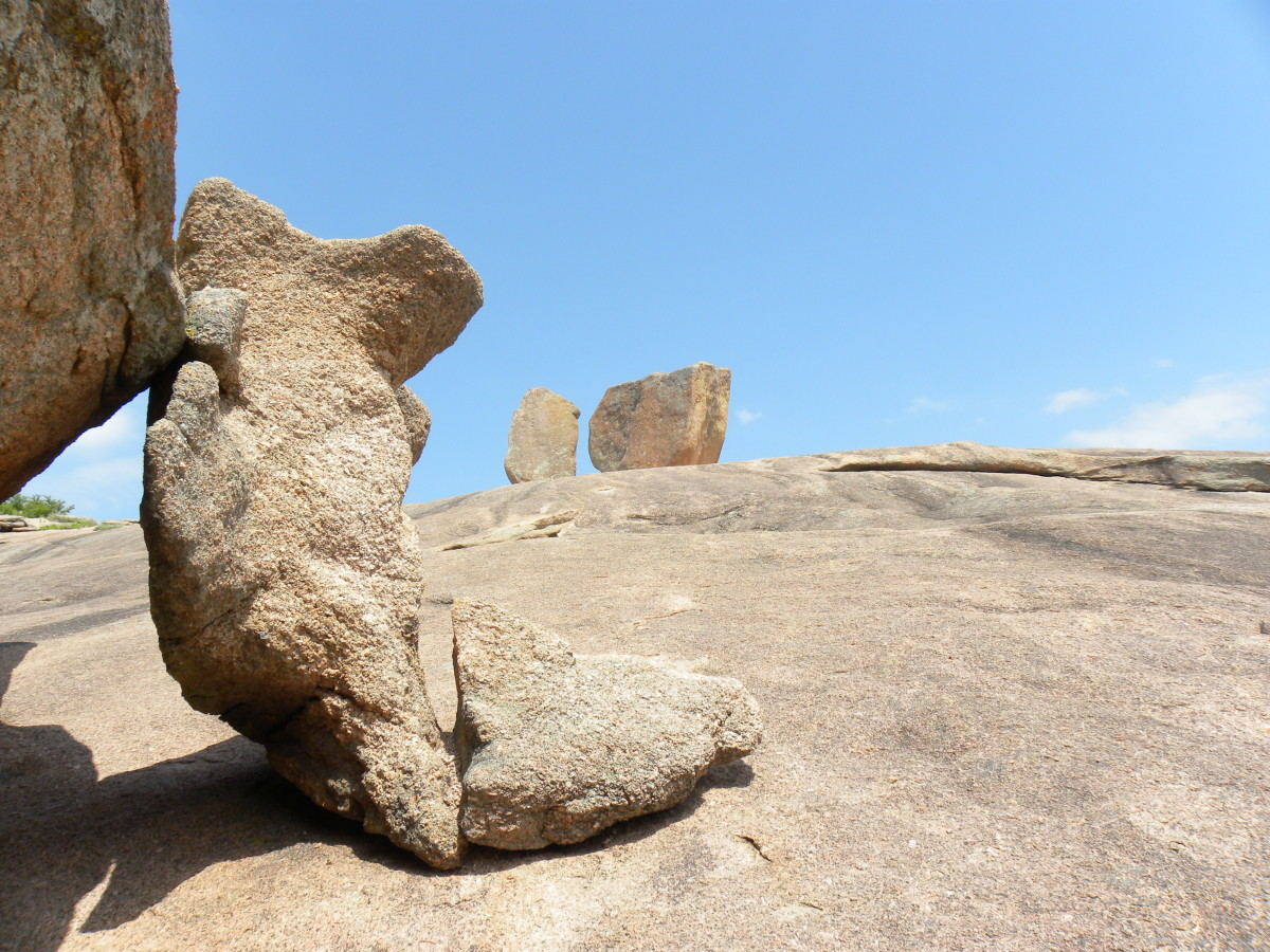 Enchanted Rock  - Fredericksburg TX