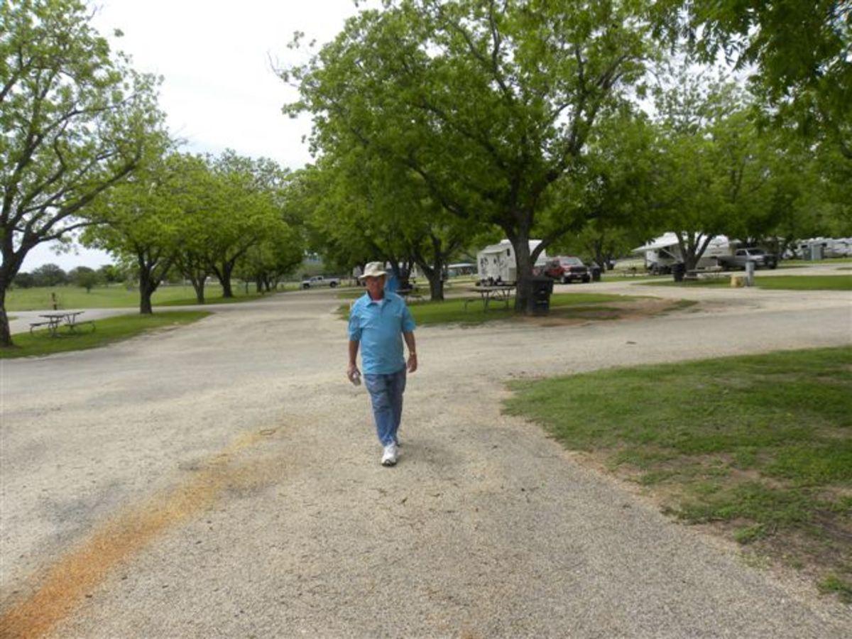 Lady Bird Johnson Municipal Park -  Fredericksburg TX