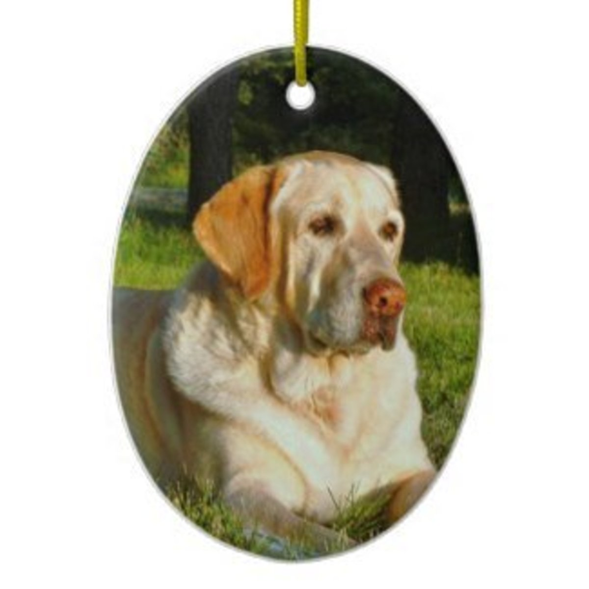 A Personalized Memory Ornament