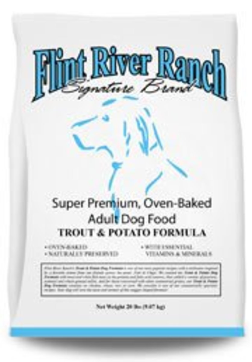 Flint River Ranch Fish n Chips Formula