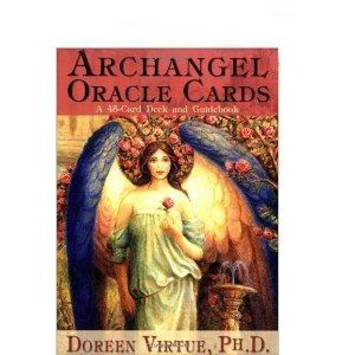 Angel Cards Meanings - Contact Your Angels