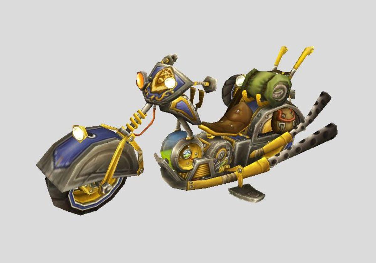The Mekgineers Chopper