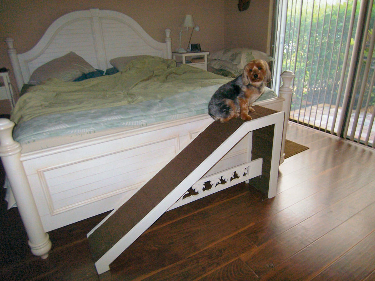 Dog And Pet Ramps Stairs To Help Your Animals