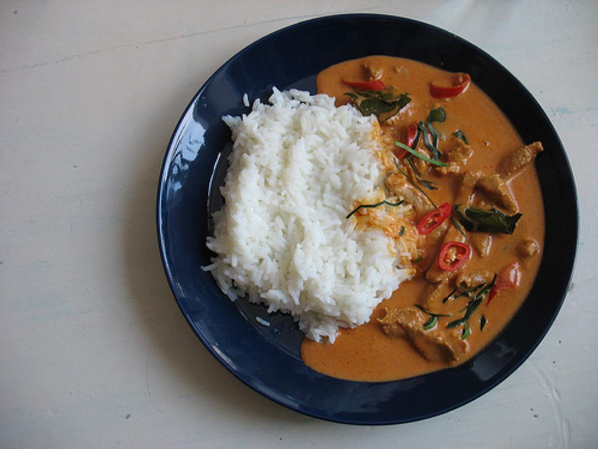 Thai Beef Panang Curry Recipe