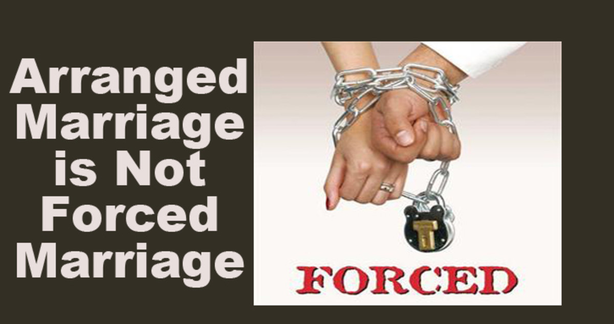 Forced Marriage - Commentary and Poem